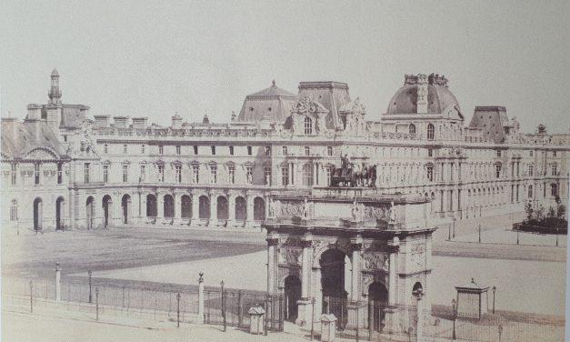 L'ARC DE TRIOMPHE DU CARROUSEL – Suite et fin