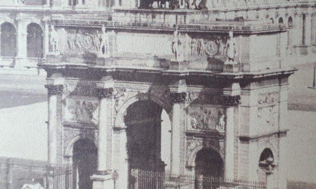 L'ARC DE TRIOMPHE DU CARROUSEL SOUS NAPOLEON – 1ère partie