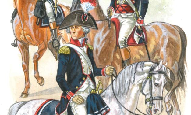 LE MARQUIS DE LAFAYETTE EN JUILLET 1790