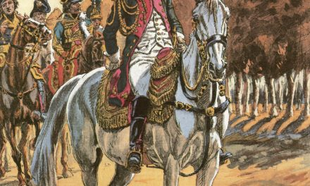 LE PREMIER CONSUL EN UNIFORME DE COLONEL DES DRAGONS 1803
