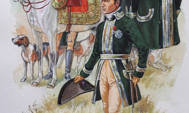 LES TENUES DE VENERIE DE NAPOLEON ( 2ème partie 1804-1807)