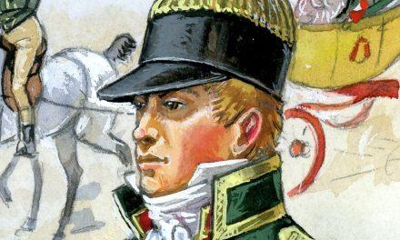 L'ATTELAGE A LA DAUMONT DE LA MAISON DE L'EMPEREUR VERS 1811