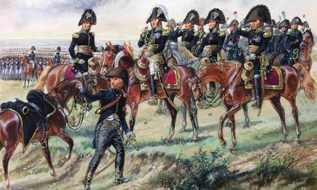"ONE MARSHAL, THREE ""IMMORTALS"" AUERSTADT, OCTOBER 14th 1806"