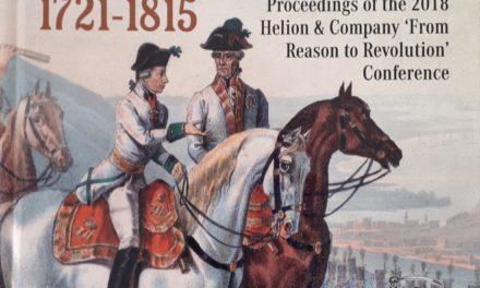 """Livre de premier intérêt : """"COMMAND & LEADERSHIP 1721-1815"""" (Editions Helion & Co)"""