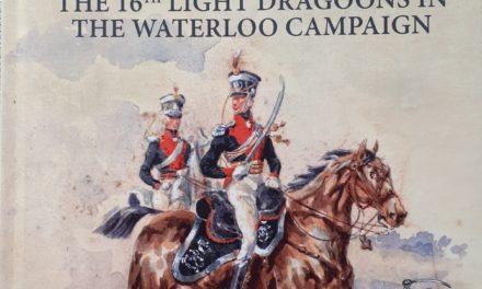 """Livre pour les étudiants de Waterloo : """"SO BLOODY A DAY"""" (Editions Helion & Co)"""