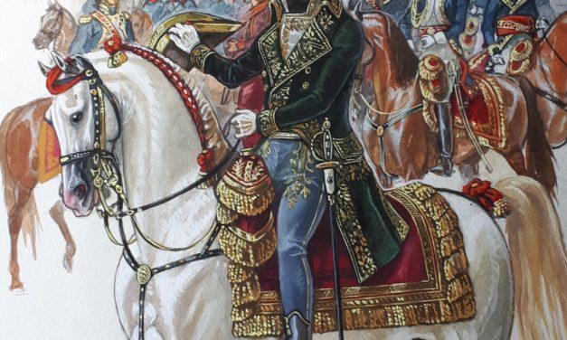 BONAPARTE, PRESIDENT OF THE ITALIAN REPUBLIC 1802/1803